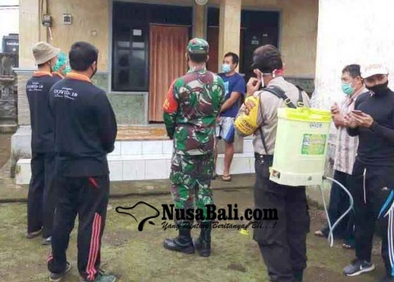 Nusabali.com - usai-karantina-rumah-warga-disemprot-disinfektan