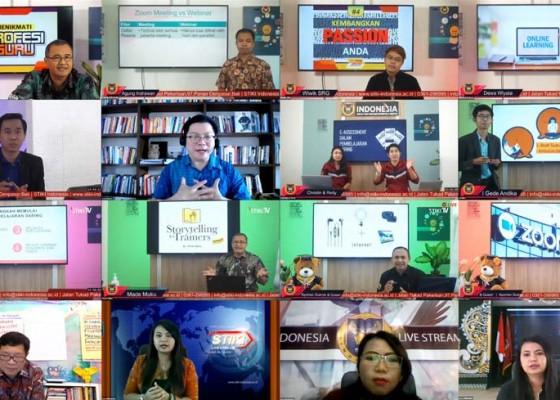 Nusabali.com - stiki-gelar-workshop-32-jam-bagi-tenaga-pendidik