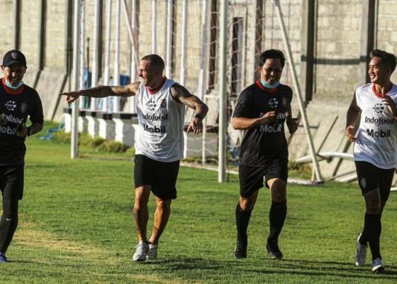 Nusabali.com - fisik-pemain-bali-united-dinilai-terus-meningkat