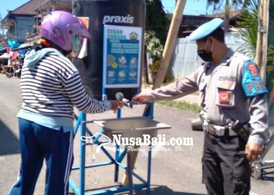 Nusabali.com - tempat-cuci-tangan-di-pasar-kidul-tanpa-air