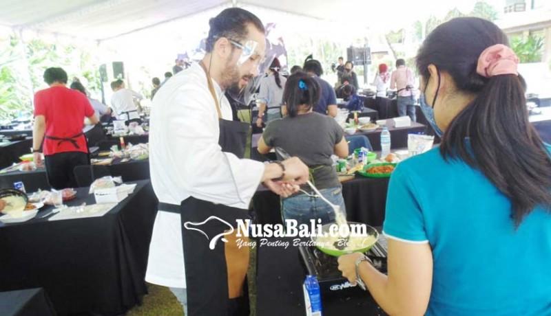 www.nusabali.com-pelatihan-memasak-kemenparekraf-diikuti-102-peserta