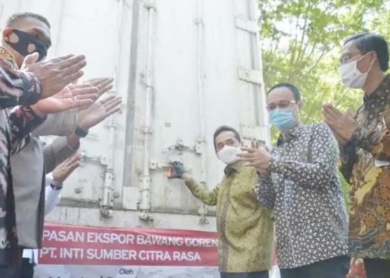 Nusabali.com - ekspor-brambang-goreng-ke-malaysia-tembus-20-ton