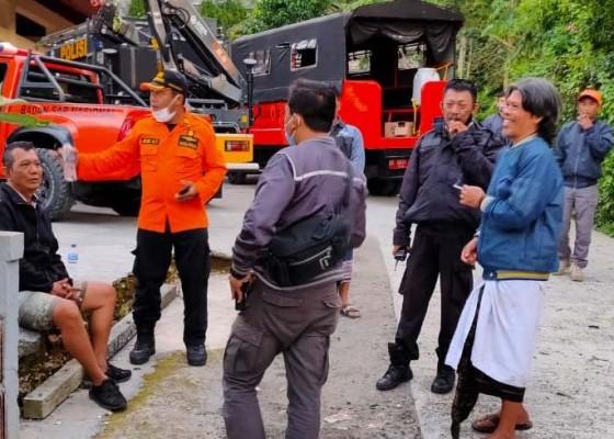 Nusabali.com - tersesat-pamedek-ditemukan-selamat-di-tengah-hutan
