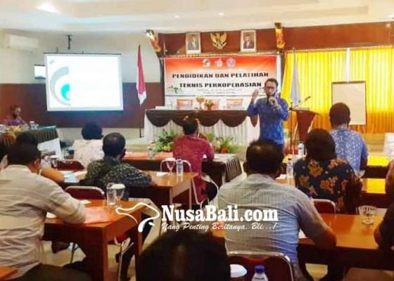 Nusabali.com - puluhan-koperasi-di-buleleng-digembleng-melalui-diklat