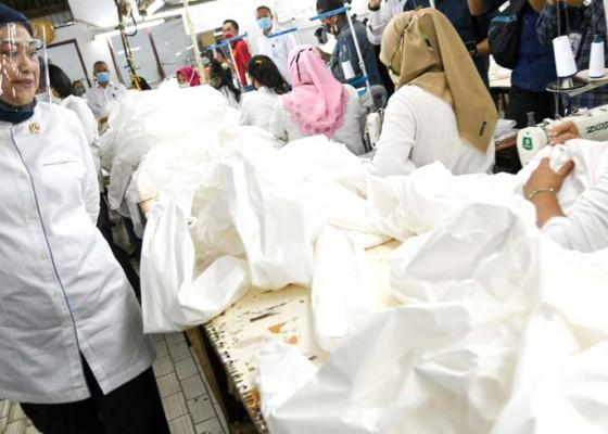 Nusabali.com - industri-tekstil-gagap-tekuni-pembuatan-apd