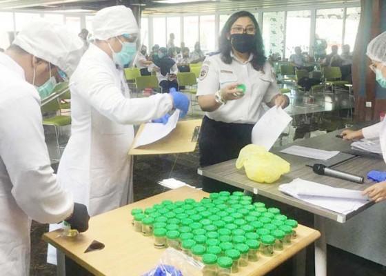 Nusabali.com - hasil-tes-urine-108-pegawai-otban-bersih-dari-narkoba