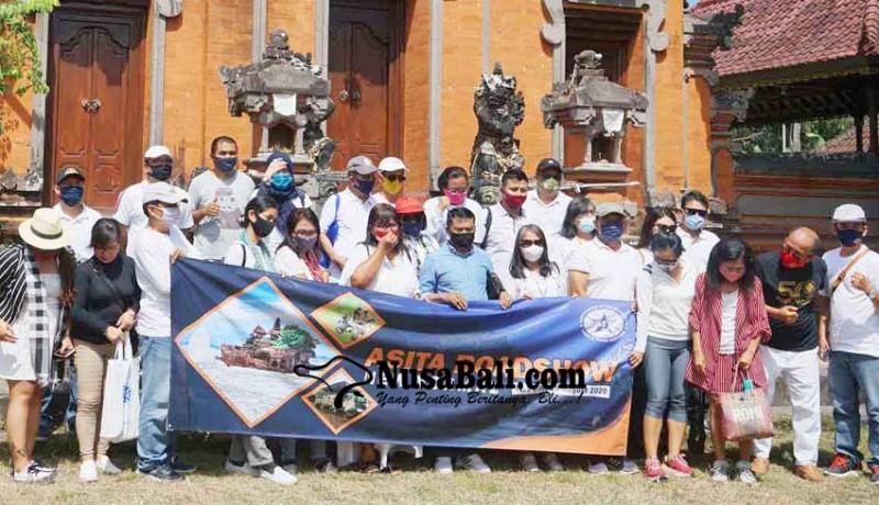 www.nusabali.com-asita-bali-cek-kesiapan-hotel-dan-objek-wisata-di-karangasem
