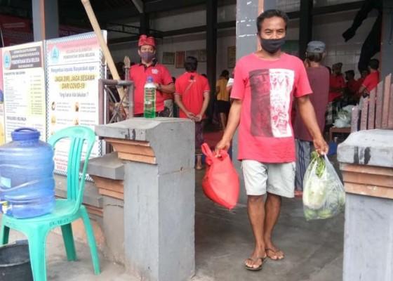 Nusabali.com - 1000-warga-di-belega-terima-sembako