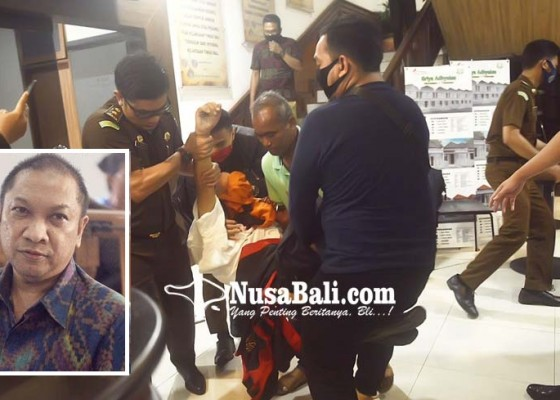 Nusabali.com - eks-kepala-bpn-bunuh-diri-saat-hendak-ditahan