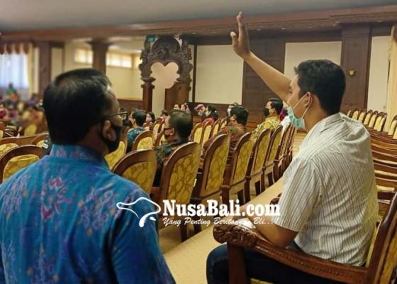 Nusabali.com - paripurna-dewan-ditingkahi-interupsi