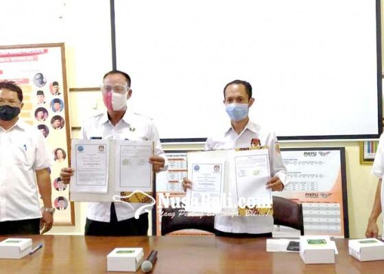 Nusabali.com - 100-hari-menuju-pilkada-2020-kpu-badung-gelar-tes-urine