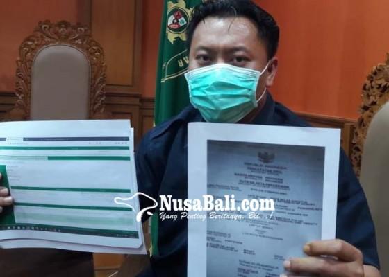 Nusabali.com - akta-perceraian-palsu-kagetkan-pengadilan