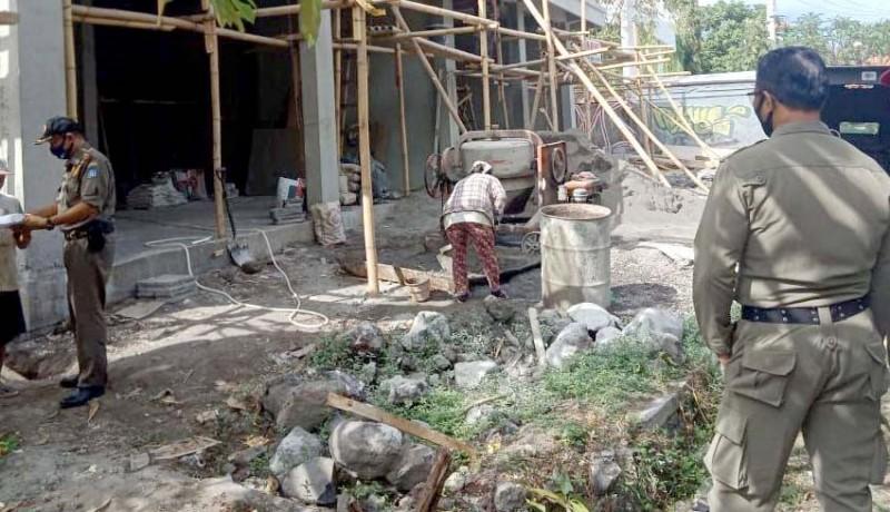www.nusabali.com-sebulan-satpol-pp-tertibkan-26-bangunan-melanggar