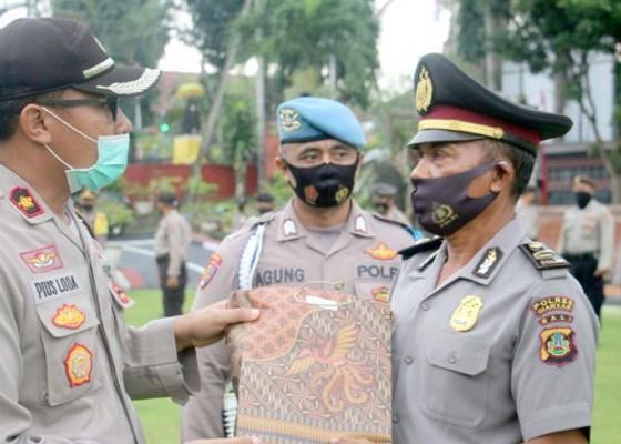 Nusabali.com - satu-personel-naik-pangkat-tiga-purnabakti
