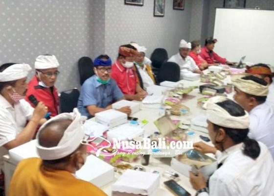 Nusabali.com - jelang-pendaftaran-tim-pemenangan-sedana-arta-wayan-diar-rapatkan-barisan