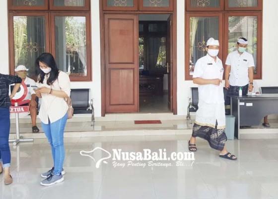 Nusabali.com - satu-covid-19-dprd-buleleng-tetap-aktivitas-normal