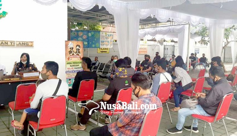 www.nusabali.com-1200-pelanggar-lalin-gerudug-kejari-denpasar