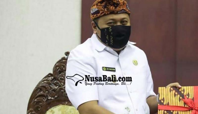 www.nusabali.com-bupati-perintahkan-pecat-pemalsu-akta-cerai