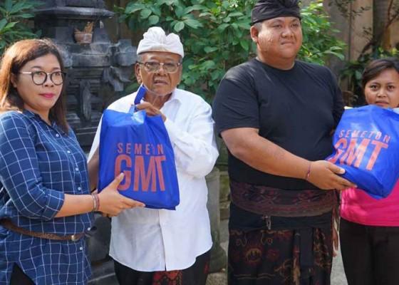Nusabali.com - salurkan-725-ton-beras-gmt-penyelamat-krisis-pangan
