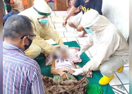 Nusabali.com - stroke-tak-kunjung-sembuh-dadong-di-desa-patas-pilih-gantung-diri