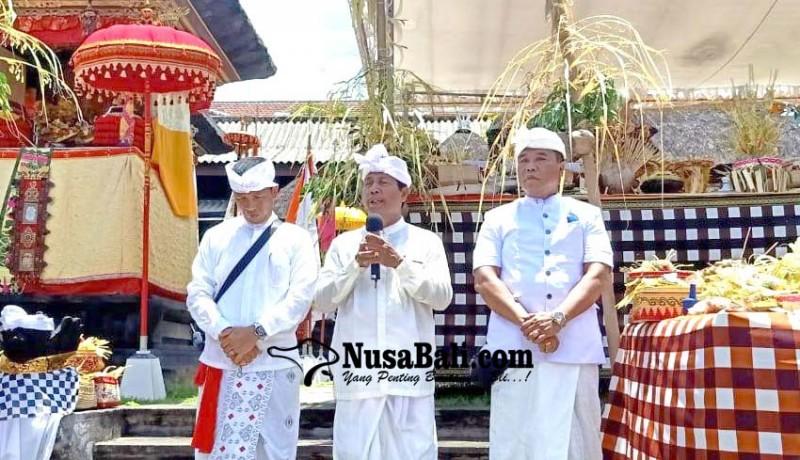 www.nusabali.com-desa-adat-tuban-ringankan-beban-krama-dengan-bagikan-sembako