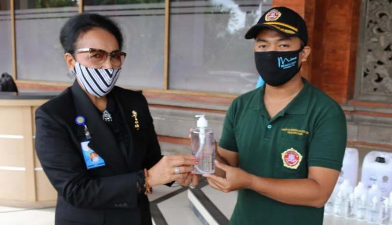 www.nusabali.com-unud-produksi-ribuan-hand-sanitizer