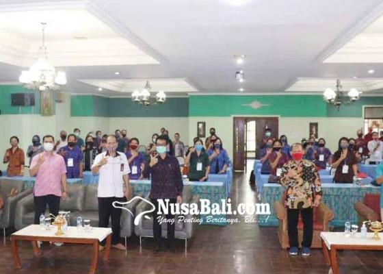 Nusabali.com - kemenparekraf-latih-44-guru-di-buleleng
