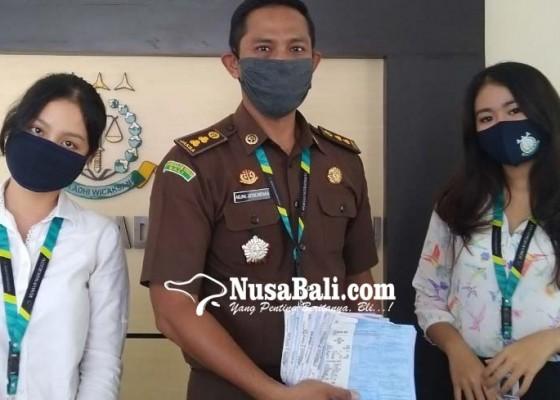 Nusabali.com - ratusan-dokumen-tilang-menumpuk-di-kejari-buleleng