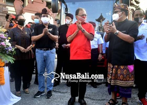 Nusabali.com - gubernur-koster-launching-bus-trans-metro-dewata