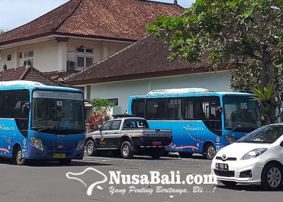 Nusabali.com - akhir-september-trans-sarbagita-beroperasi-lagi