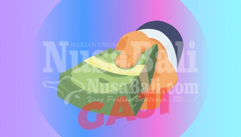 www.nusabali.com-belum-terima-gaji-pegawai-kantor-desa-sobangan-pakrimik