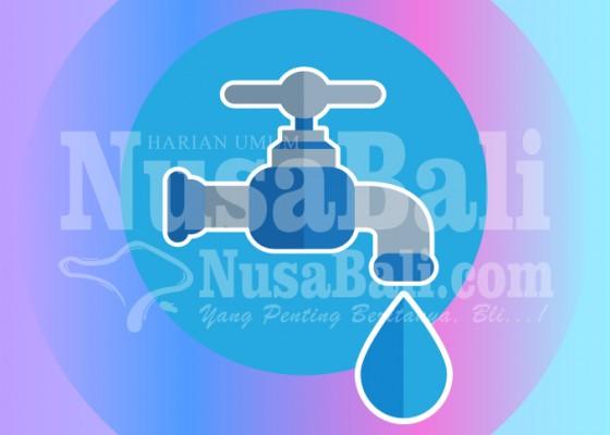 Nusabali.com - intake-dam-estuary-dipenuhi-kerang-pasokan-air-di-dua-kecamatan-terganggu