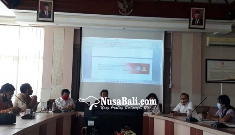 www.nusabali.com-tahapan-pilrek-isi-denpasar-dimulai