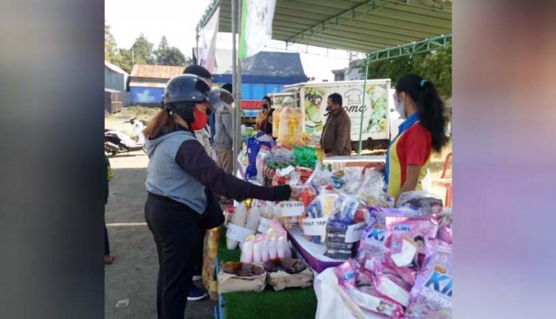 www.nusabali.com-jelang-galungan-disperindag-gelar-pasar-murah