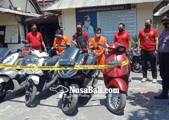 Nusabali.com - kembali-beraksi-gara-gara-ojol-sepi