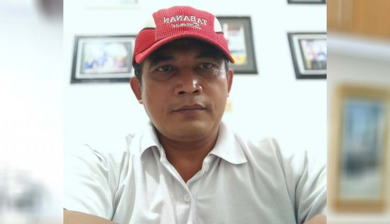 www.nusabali.com-anggaran-koni-tabanan-rp-400-juta