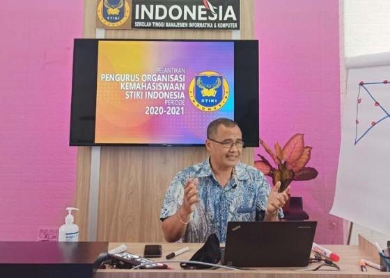 Nusabali.com - kreatifitas-organisasi-mahasiswa-stmik-stikom-indonesia-ditengah-pandemi