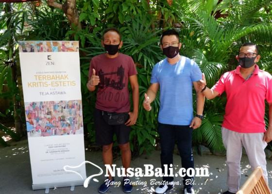Nusabali.com - pameran-tunggal-teja-astawa-terbahak-kritis-estetis-siap-digelar