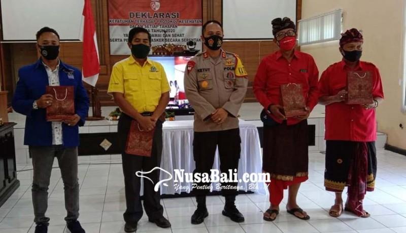 www.nusabali.com-paslon-dan-partai-pengusung-deklarasikan-taat-protokol-kesehatan
