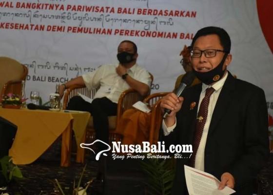 Nusabali.com - bin-minta-tingkatkan-sinergitas-untuk-pemulihan-pariwisata-bali