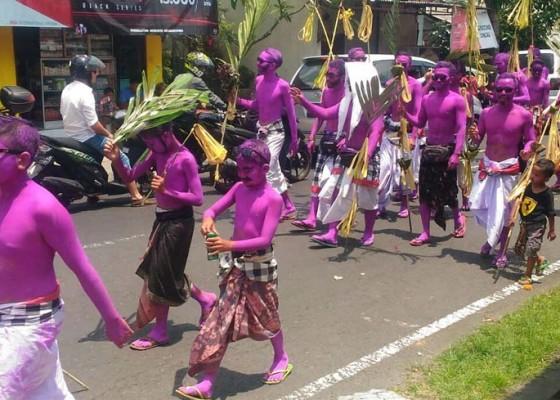 Nusabali.com - netralisir-butha-kala-dengan-ngerebeg-di-tegallalang
