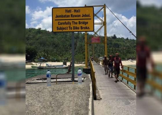 Nusabali.com - jembatan-kuning-memprihatinkan