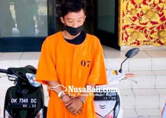 Nusabali.com - maling-motor-kelas-teri-dijuk