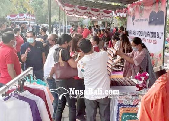Nusabali.com - jelang-galungan-pasar-gotong-royong-serentak-di-3-lokasi