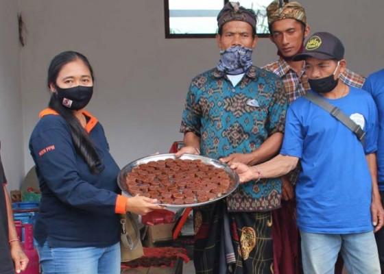 Nusabali.com - tim-pppud-universitas-udayana-lakukan-pendampingan-di-desa-karya-sari