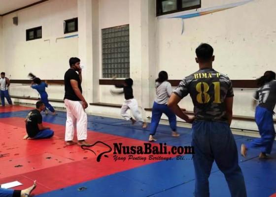 Nusabali.com - pelatih-tak-paksakan-pejudo-latihan-bersama