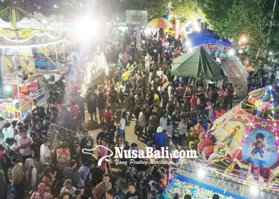 Nusabali.com - jembrana-zona-merah-covid-19-pasar-adat-pergung-ditiadakan