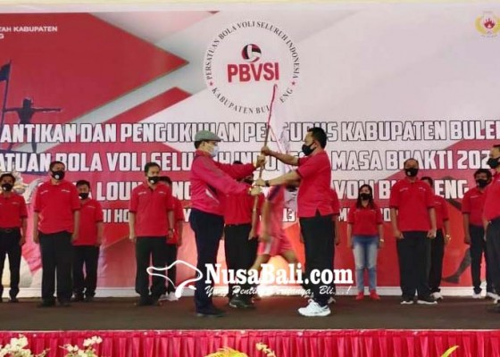 Nusabali.com - akademi-bola-voli-buleleng-diluncurkan