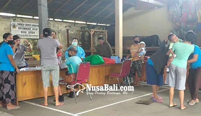 www.nusabali.com-kader-posyandu-pegubugan-terapkan-protokol-kesehatan