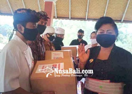 Nusabali.com - phdi-karangasem-lantik-pengurus-di-23-desa